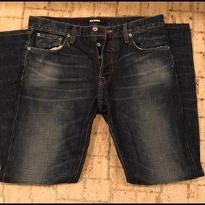 Like new Baldwin Jeans